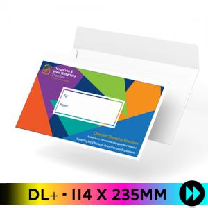 114 x 235mm - Printed Full Colour