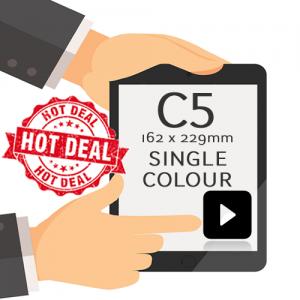 C5 - Printed Single Colour