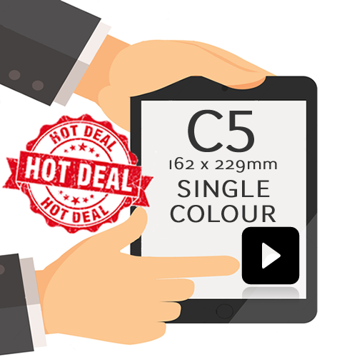 C5 - Printed Single Colour