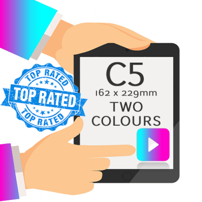 C5 - Printed Two Colours