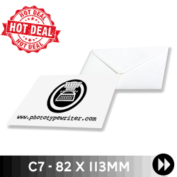 C7 - Printed Single Colour