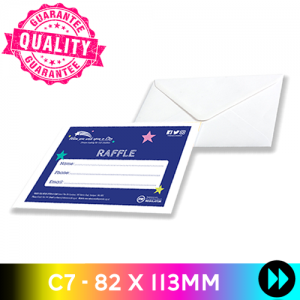C7 - Printed Full Colour