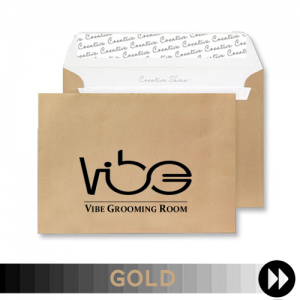 Gold Envelopes